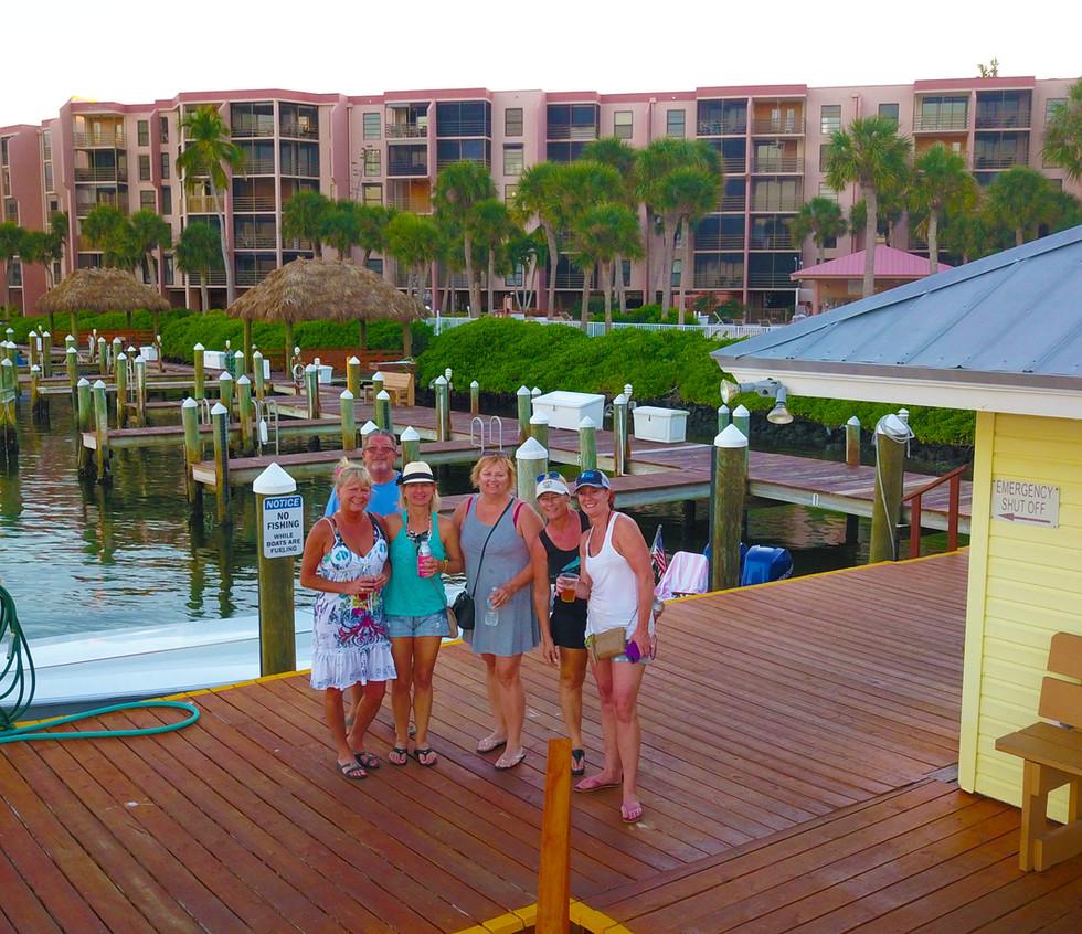 Pelican Pier People