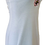 Thumbnail: Women's Cotton White Embroidered Sun Dress