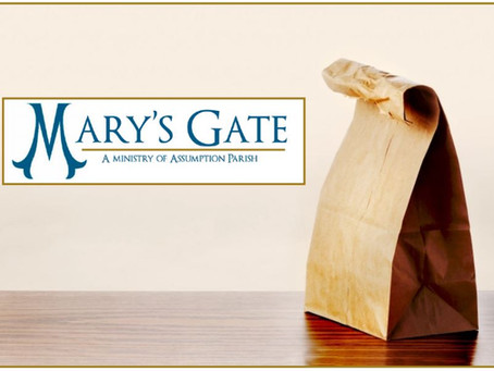 New Ministry: Mary's Gate