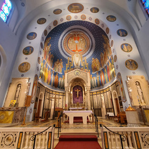Welcome to our new parish web site