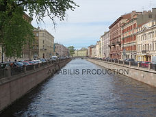 Rivers and canals of Saint Petersburg