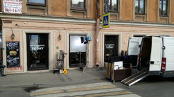 locations and filming in russia