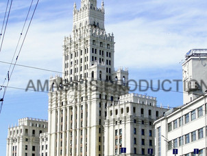 Stalin skyscraper filming.jpg