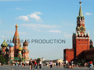 filming the Kremlin