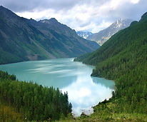Altai nature filming