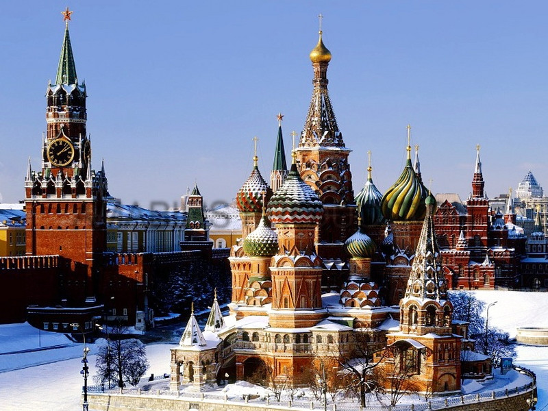 St basil cathedral