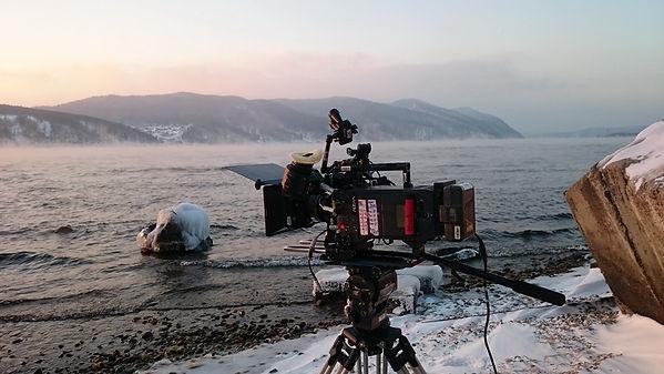 Camera on baikal - Film Production Company - Russia