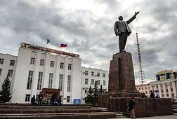 Yakutsk filming
