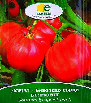 Домати Биволско сърце БЕЛМОНТЕ- 25 с.