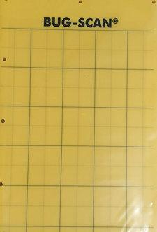 Жълти и сини плоскости - 20 бр.