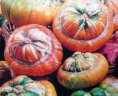 Декоративни тиквички Турски тюрбан