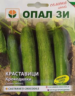 Краставици Крокодилки - 1 гр.