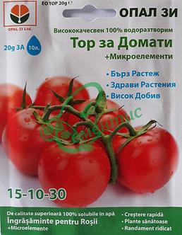 Водоразтворим тор за домати