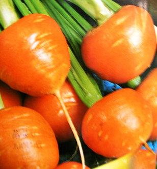 Моркови Кръгли 3 гр.
