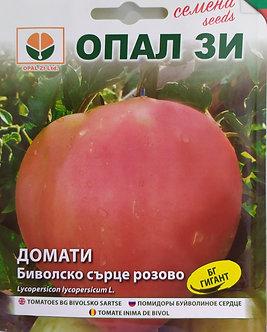 Домати Биволско сърце БГ - розово от 0,2 гр.
