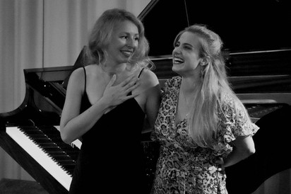 Manon Lamaison et Jodyline Gallavardin