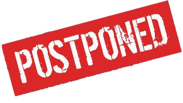 Racing for Sat May 11th is Postponed