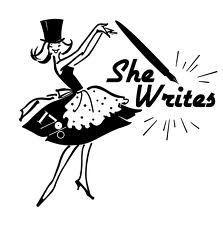 Whoop 'n' Wail at 'She Writes'