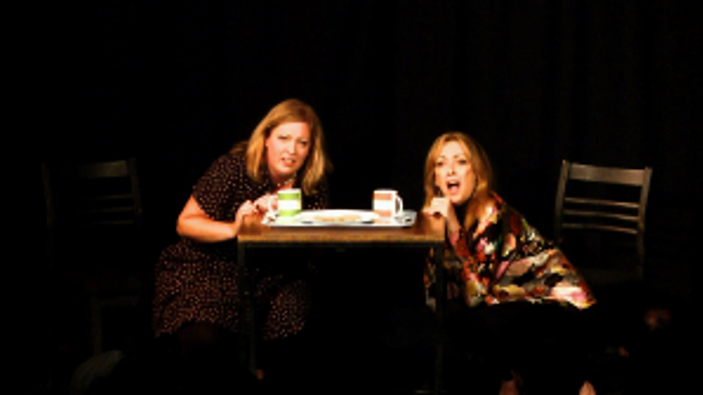 The M Word by Brian Redmond. Amy Cooke Hodgson & Sharon Maughan