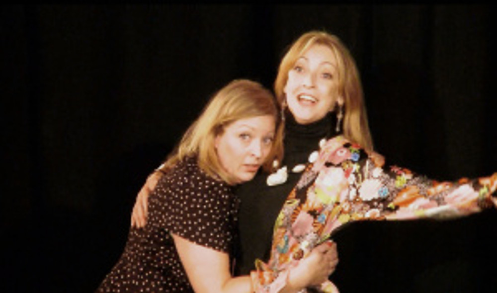 Amy Cooke Hodgson & Sharon Maughan in The M Word
