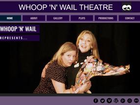 Whoop 'n' Wail's new website is live!