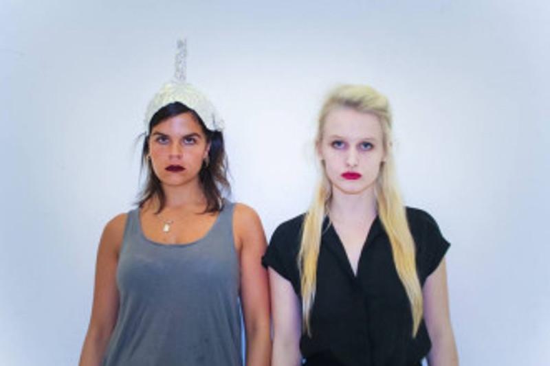 Nina Shenkman and Charlotte Merriam