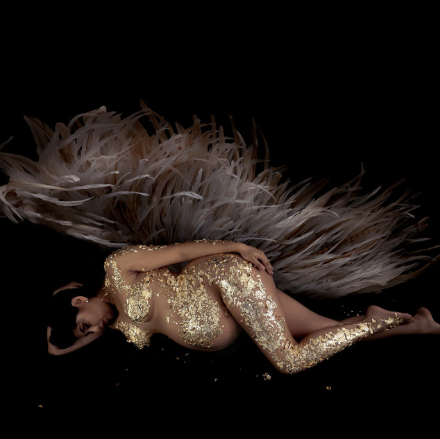Gold Flake Fotoshoot
