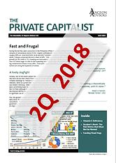 Angeon Advisors: The Private Capitalist, April 2018