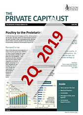 Angeon Advisors: The Private Capitalist, April 2019