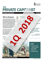 Angeon Advisors: The Private Capitalist, January 2018