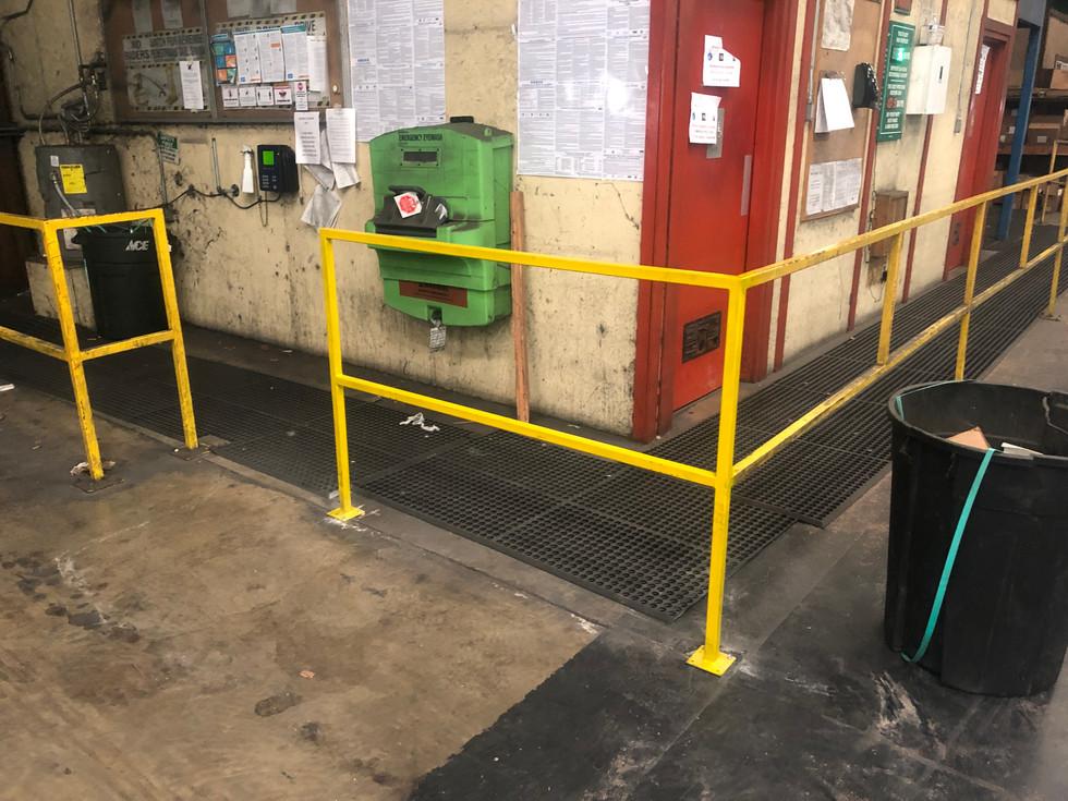 Handrail Repair