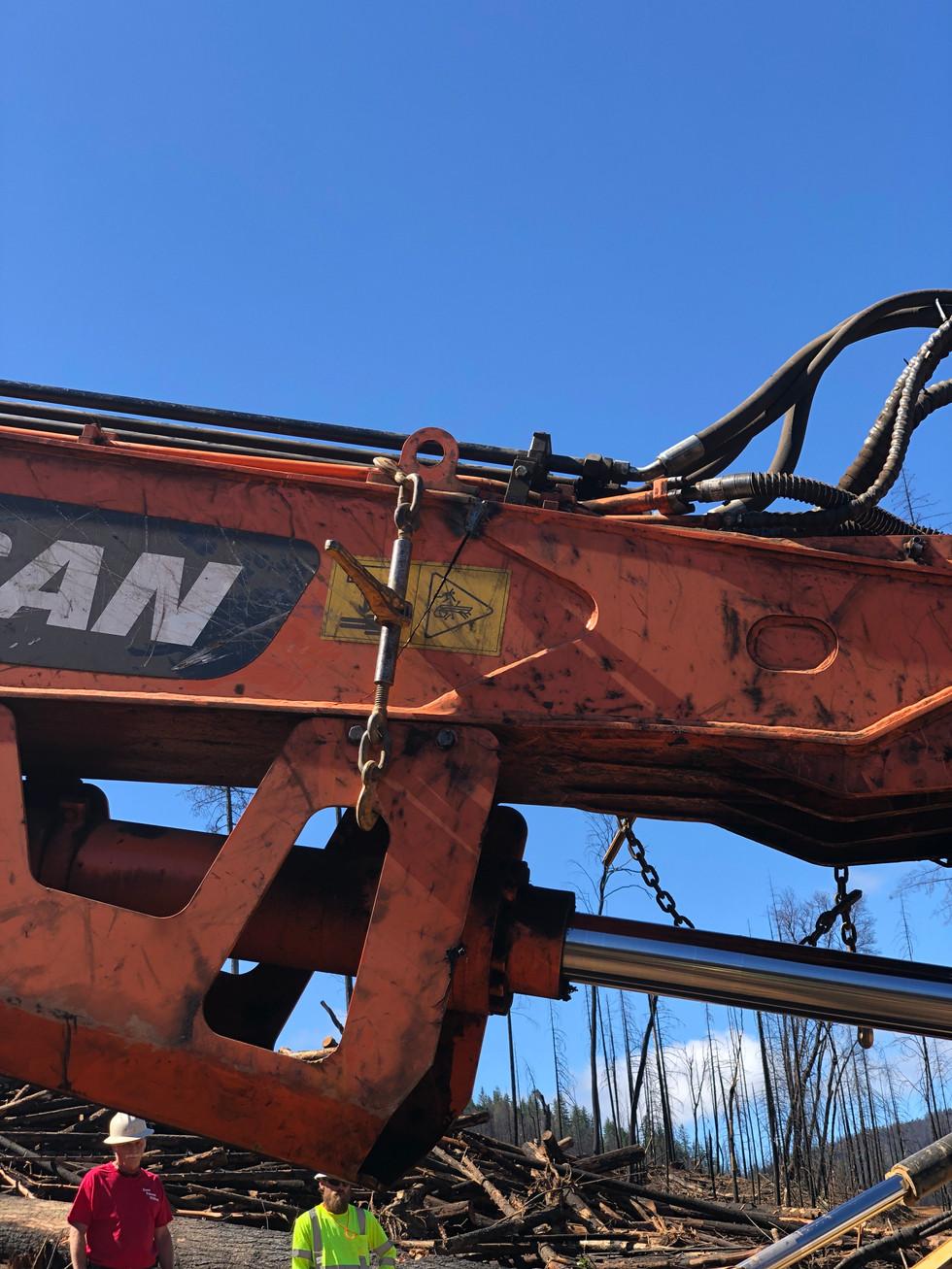 Logging Equiptment Repair