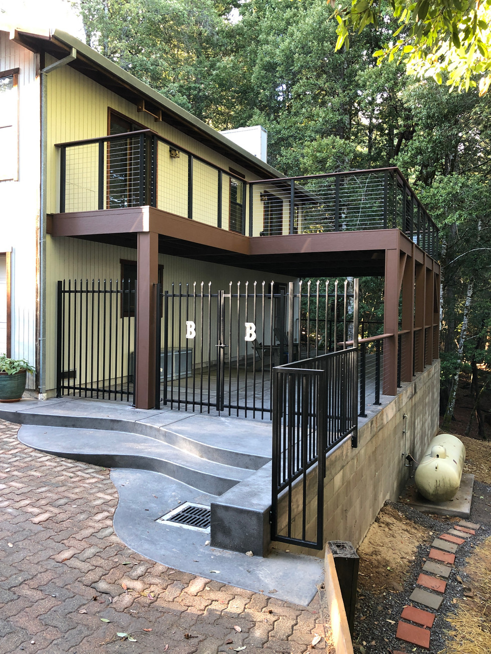 Gate, Fence and Cable Handrails