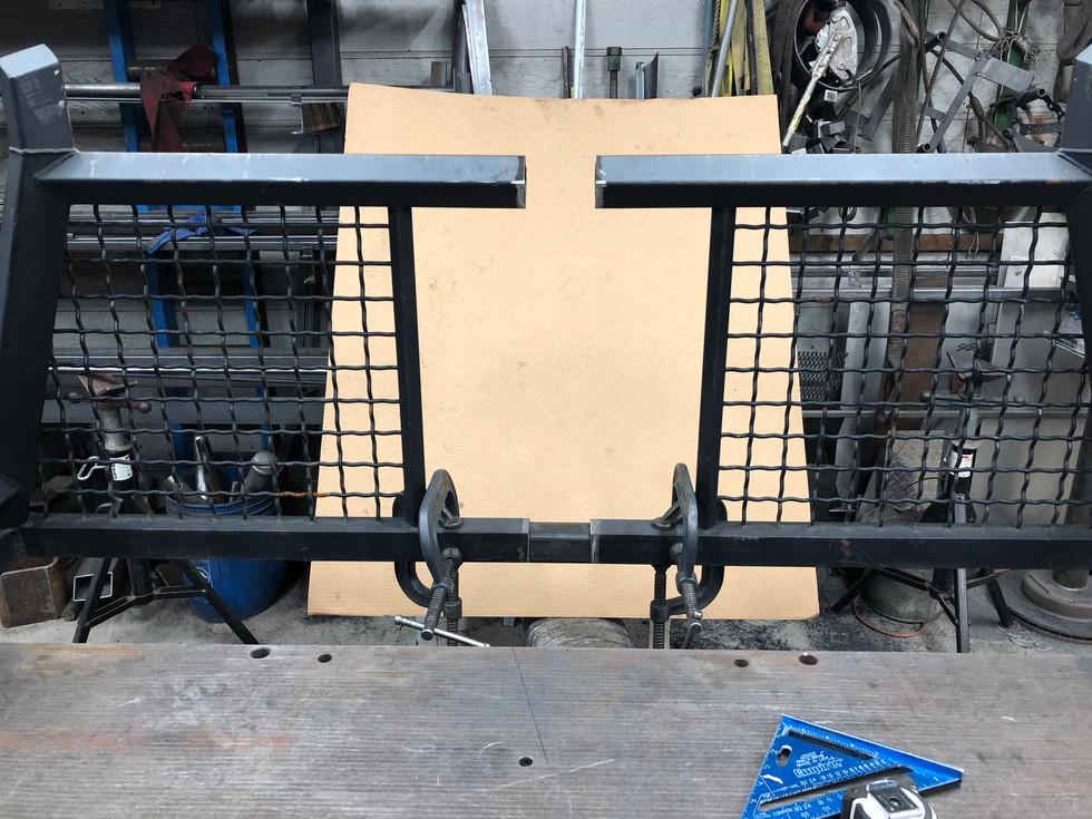 Modifying Railing