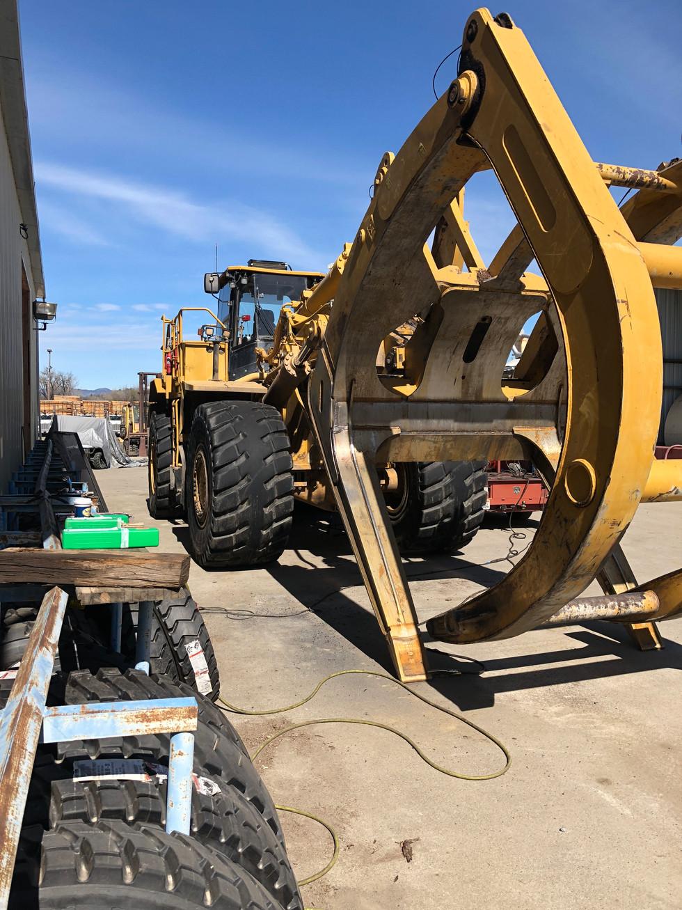 Heavy Equiptment Repair
