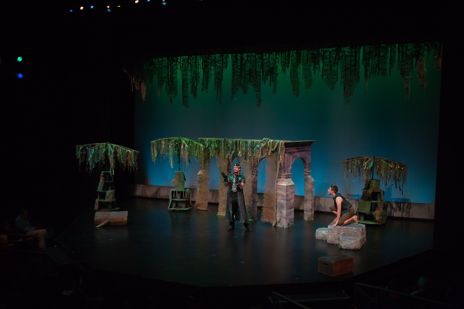 A Midsummer Night's Dream- Forest