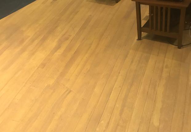 The Nerd- Floor