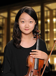 2nd Runner Up: Serin Park - Violin