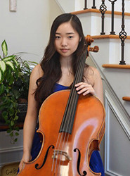 Grand Prize: Dawn Song - Cello
