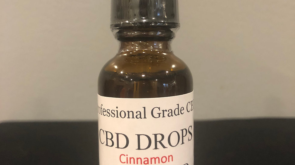 Cinnamon CBD Tincture 1500mg