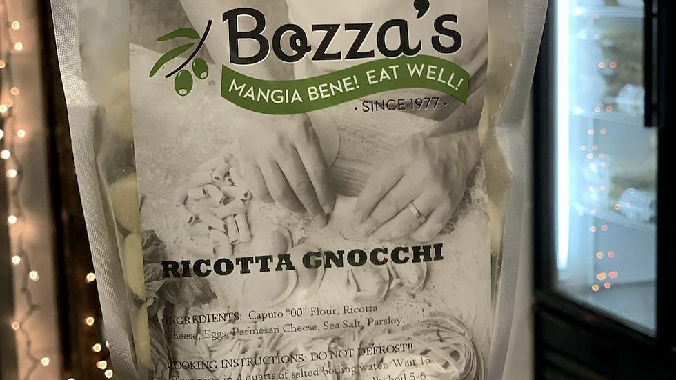 Ricotta Gnocchi