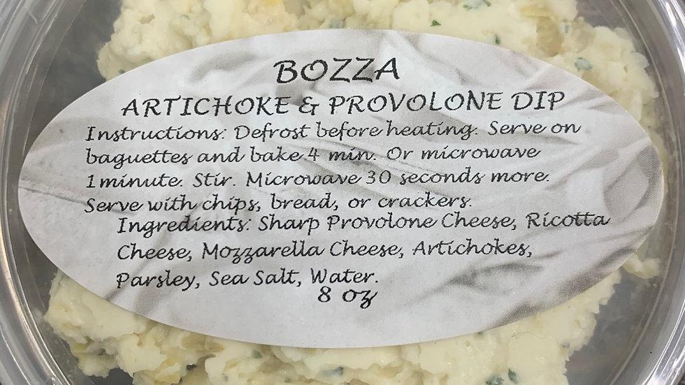 Artichoke & Provolone dip