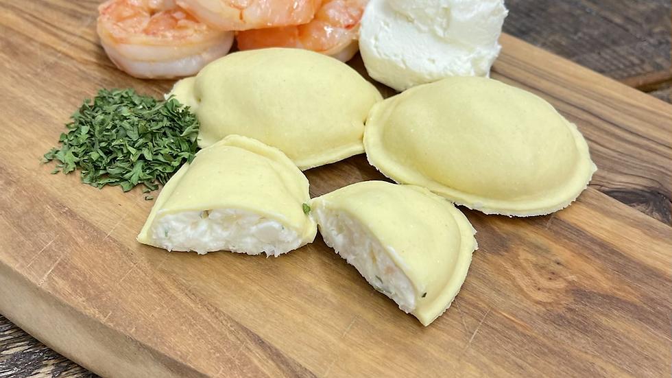 Shrimp & Mascarpone Ravioli