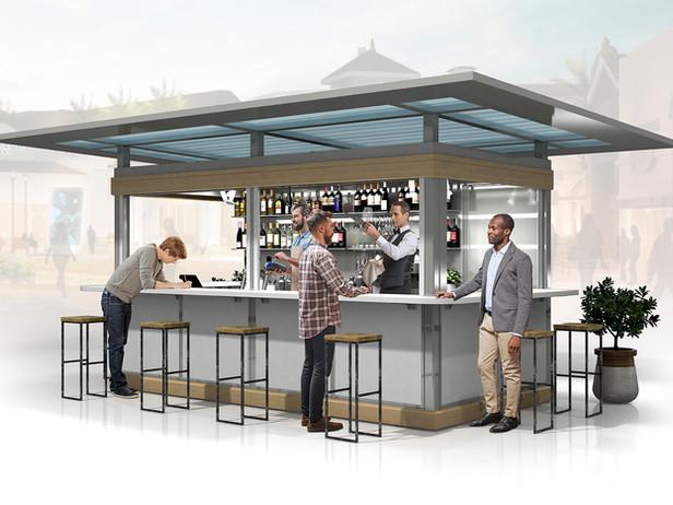 Mobile KTCHN Bar