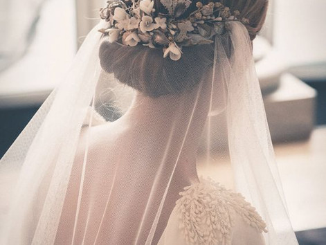 Help with choosing that perfect Wedding Veil