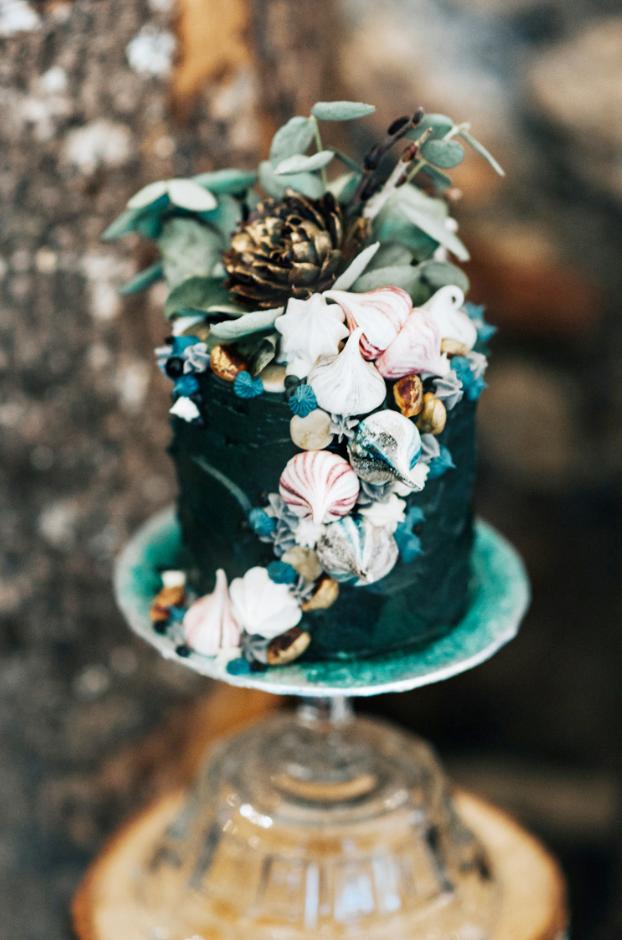 Mermaid Wedding Cake Artisan