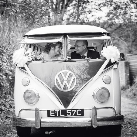 Alternative methods of transport on your Wedding Day