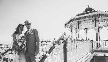 1920's Vintage Wedding