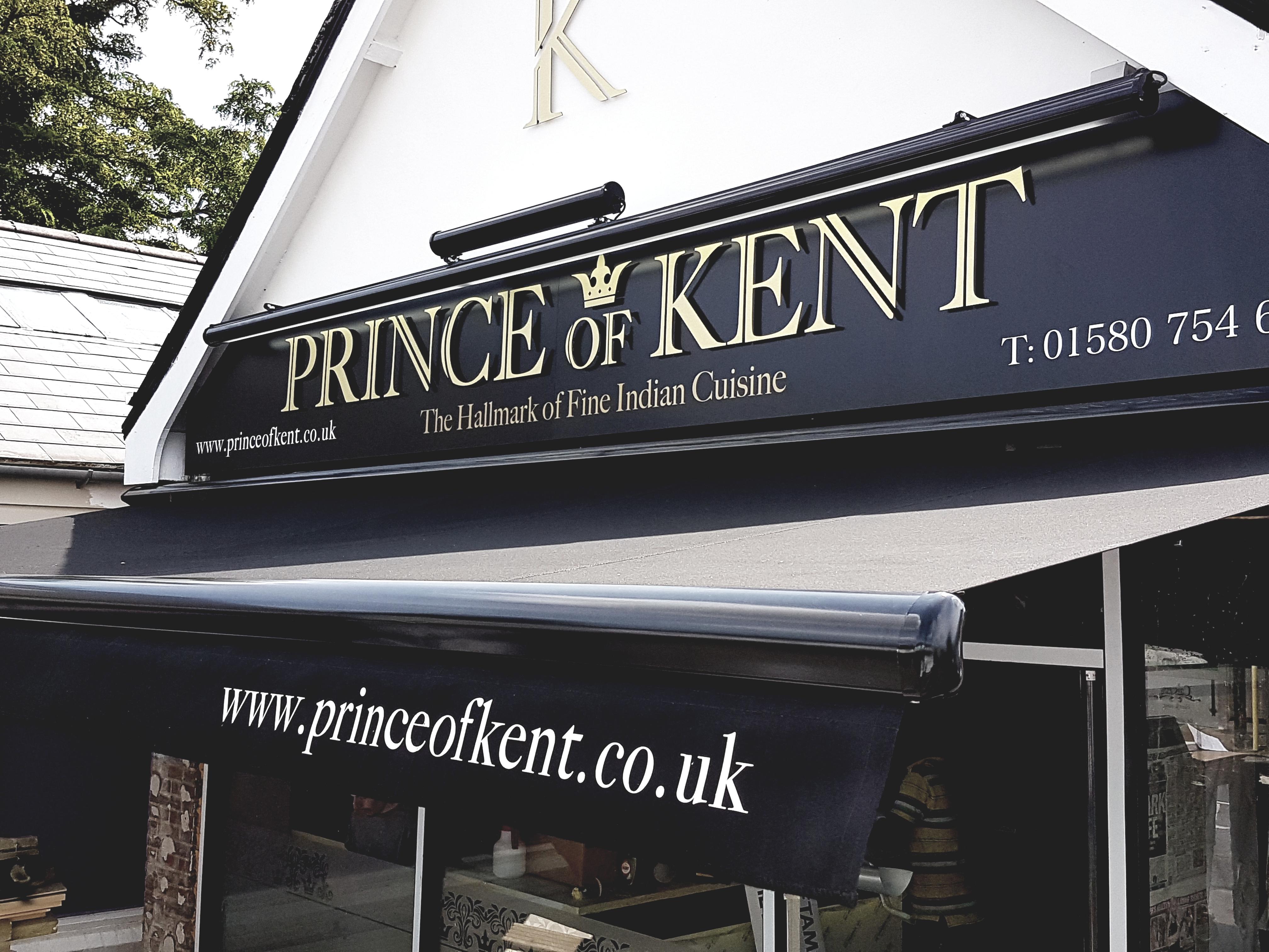 Prince of kent