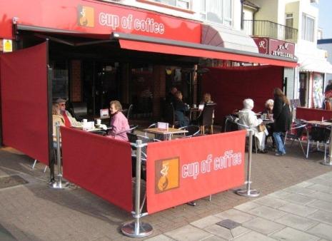 Cafe Awning